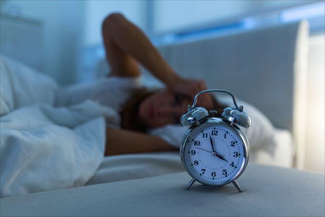 睡眠はとても大切!眠れないなど異常を感じたら心療内科へ